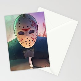 Sexiest Killer Alive Stationery Cards