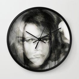 Jane Mix 5 Wall Clock