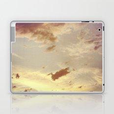 red clouds Laptop & iPad Skin