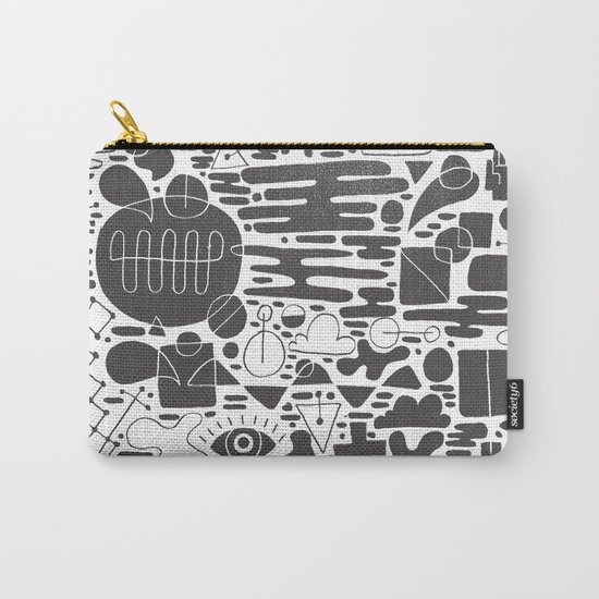 Abstract 5 Carry-All Pouch