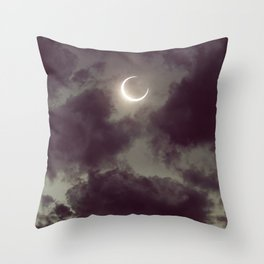 Nocturne II Throw Pillow