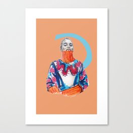 Becca No.2 Canvas Print