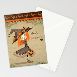 Almost Halloween!!!! Stationery Cards
