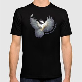 Black-capped Chickadee T-shirt