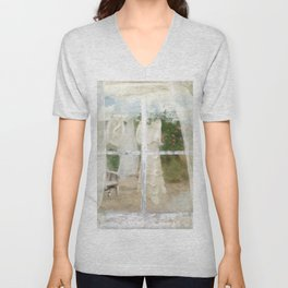 Laundry Day Unisex V-Neck