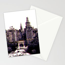 Funkytown - New York City Stationery Cards