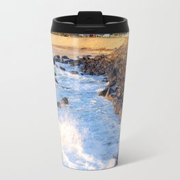 Duranbah Beach Travel Mug