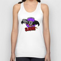 buffy Tank Tops featuring  Slayers by Buby87