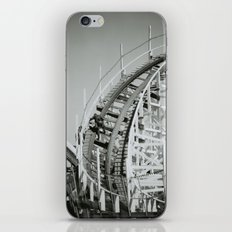 Rollercoaster Maintenance iPhone & iPod Skin