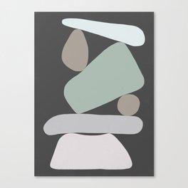 Shape Study VIII Canvas Print