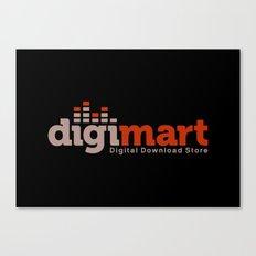 Digi Canvas Print