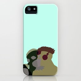 Spitfire Endgame Minimalism iPhone Case