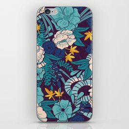 Jungle Pattern 003 iPhone Skin