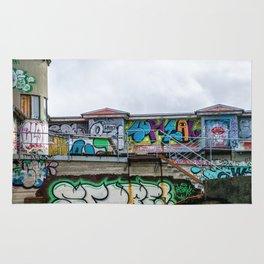 Urban Assault Rug