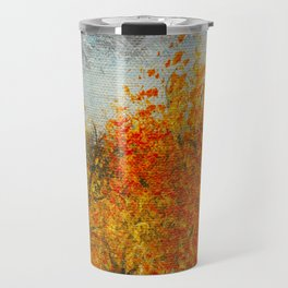 Aspens in the San Juans by Ainé Daveéd Travel Mug