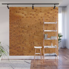 Honeycomb texture Wall Mural