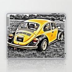Bumble Beetle Laptop & iPad Skin