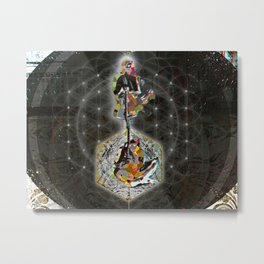 Babylon Ascension Metal Print