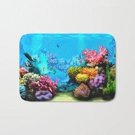 Marine Life Bath Mat