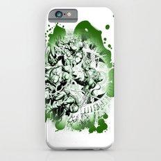TMNT redo iPhone 6s Slim Case