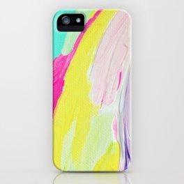 Matria iPhone Case
