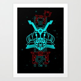 Samutron Art Print