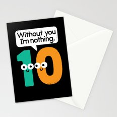 I Owe You, One Stationery Cards