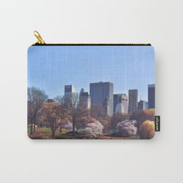 Central park colors Carry-All Pouch