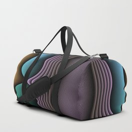 Face To Face Duffle Bag