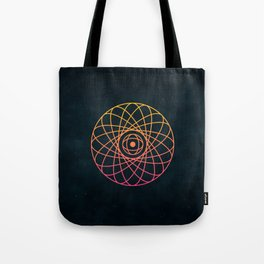 Mysterious Dream Tote Bag