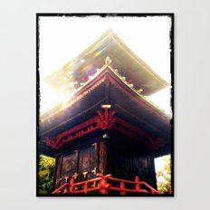 Beauty in Unexpected Places Canvas Print