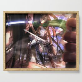 Attack On Titan Serving Tray