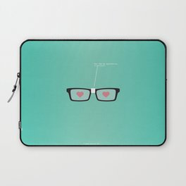 You Fog My Spectacles Laptop Sleeve