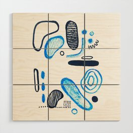 Water Feature Wood Wall Art