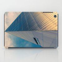 pyramid iPad Cases featuring Pyramid by Cameron Booth