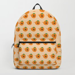 Vulgar Fruit // Obscene Orange Backpack