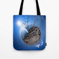 Polar Salton Sea Tote Bag