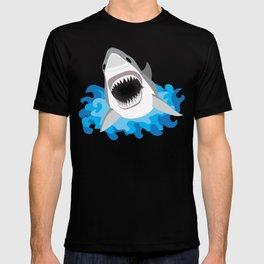Shark Attack #2 T-shirt