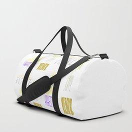 catch it Duffle Bag