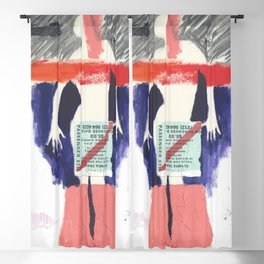 1980s Series No. 7 Blackout Curtain