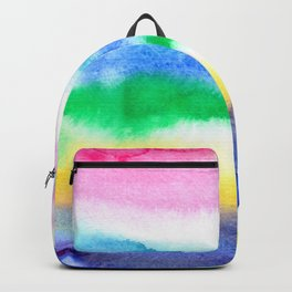 Abstract Summer Dreams Backpack