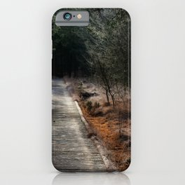 Way into the moor iPhone Case