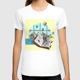 Summer days are over T-shirt