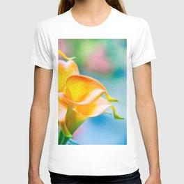 Orange Calla Lily T-shirt