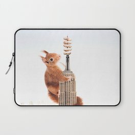 Squirrel-zilla Laptop Sleeve