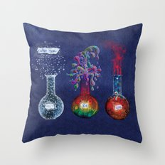 I wish You Throw Pillow