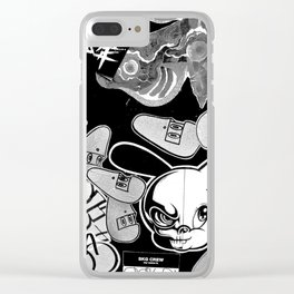 Toolbox Clear iPhone Case