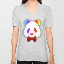 A Stirking Panda Unisex V-Neck