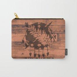 Oklahoma Flag Brand Carry-All Pouch