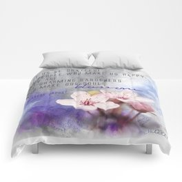 Our Charming Gardeners Comforters